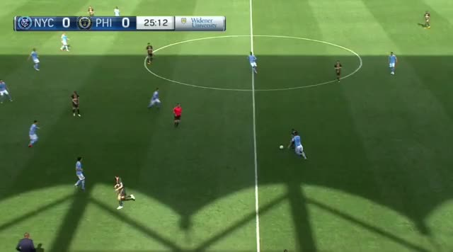 Watch and share NYC Midfield Doesn't Track Barnetta, Gives Up Goal GIFs by Evercombo on Gfycat