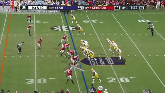 Watch Georgia Football Classic #1 | #9 Georgia Vs. #6 LSU 2013 GIF on Gfycat. Discover more georgia football, georgia football full game, georgia football game highlights, georgia football highlights, georgia football highlights 2017, georgia vs lsu, georgia vs lsu 2013, georgia vs lsu 2013 full game, georgia vs lsu 2013 highlights, georgia vs lsu football GIFs on Gfycat