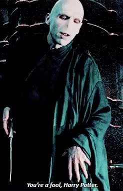 Watch and share Lord Voldemort GIFs and Tom Riddle GIFs on Gfycat