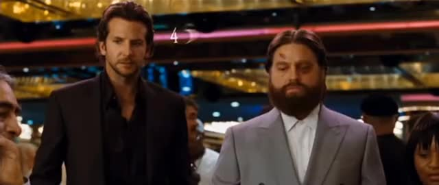 Watch and share Zach Galifianakis GIFs and Bradley Cooper GIFs by Unposted on Gfycat
