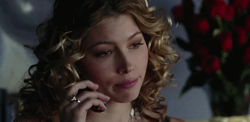 Watch and share Jessica Biel GIFs and Telephone GIFs on Gfycat