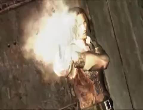 "Watch ""Adios leon"" GIF on Gfycat. Discover more Albert, Chapter, Chronicles, Sera, ashley, degeneration, hazard, kennedy, luis, mercenaries, nemesis, re4, red9, remake, resident, scott, umbrella, valentine, wii, zombie GIFs on Gfycat"