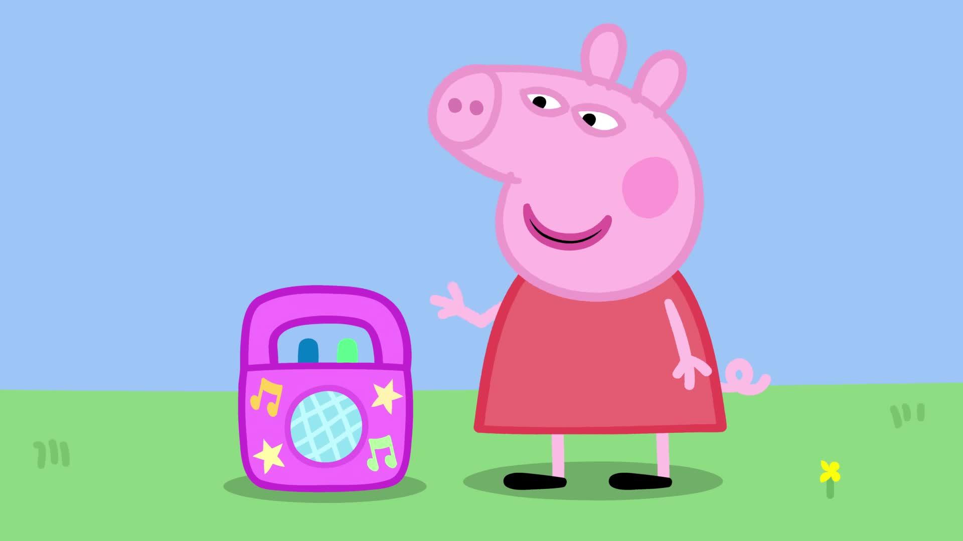 Peppa Pig English Episodes Dancing Compilation New 2017 Peppa Pig