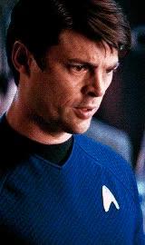 Watch and share Star Trek Mccoy GIFs on Gfycat