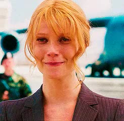 Watch and share Pepper Potts GIFs and Iron Man GIFs on Gfycat