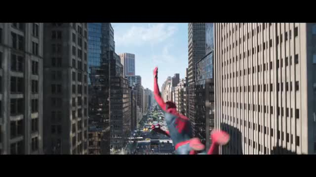 Watch this trending GIF on Gfycat. Discover more far from home, far from home trailer, official trailer, spider-man, spider-man: far from home, spider-man: far from home trailer, spiderman, spiderman: far from home, teaser trailer, tom holland GIFs on Gfycat