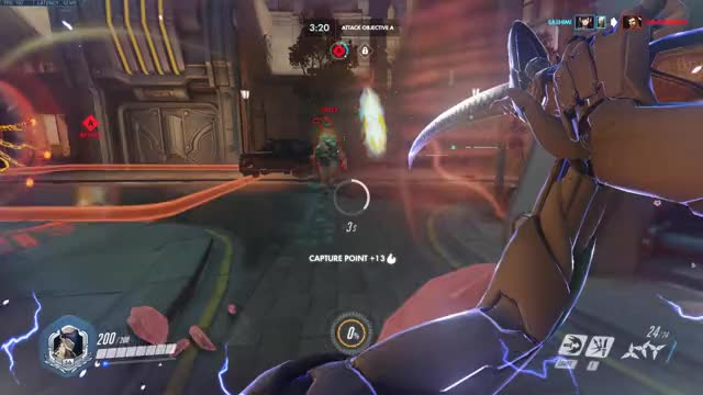 Watch and share Dragonblade GIFs and King's Row GIFs by Xazzid on Gfycat