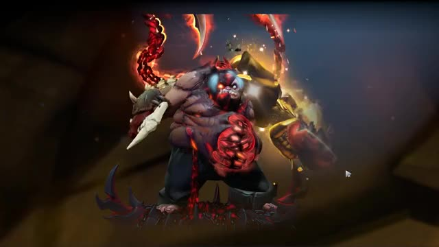 DOTA 2 PUDGE THE MOST EXPENSIVE SET WITH ARCANA - 2018 (The Feast of Abscession)