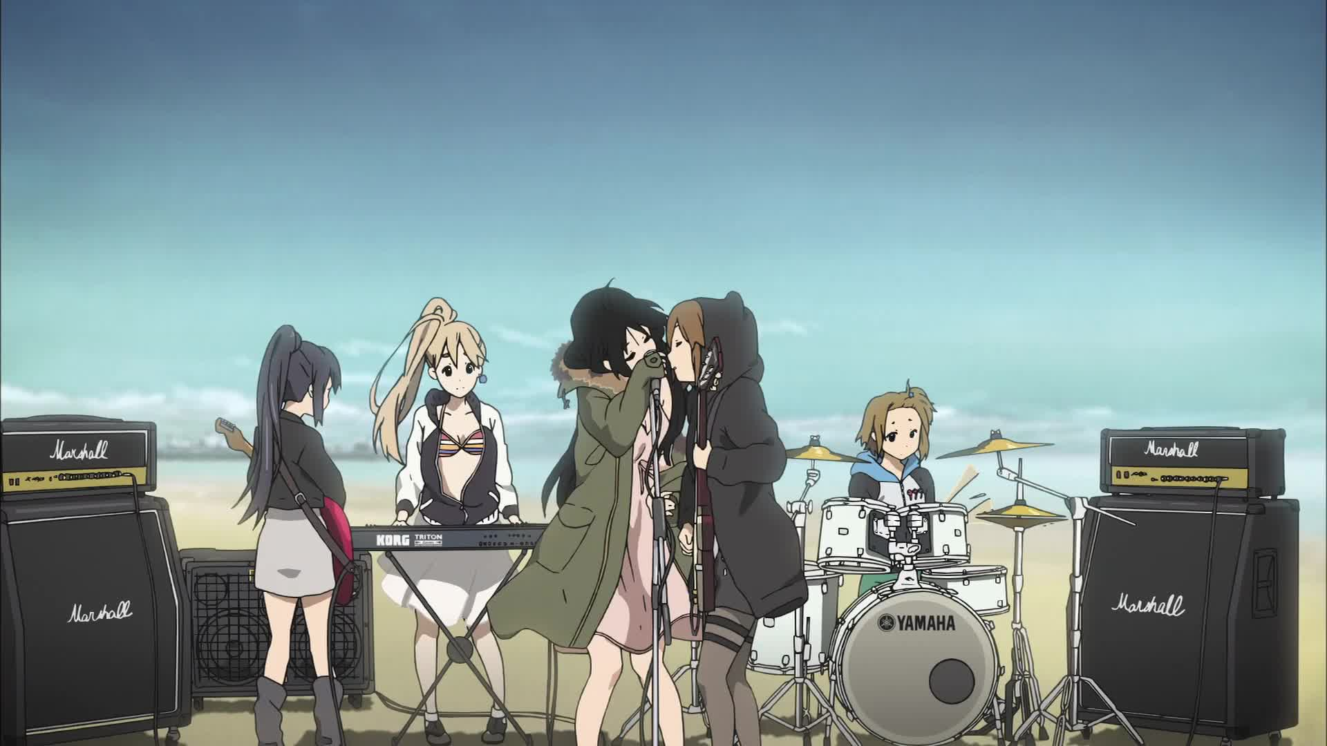 K-On! The Movie GIFs