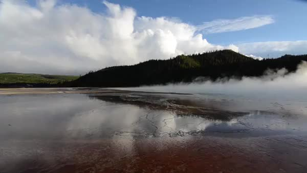 Watch and share Yellowstone: Grand Prismatic GIFs by jdmills on Gfycat
