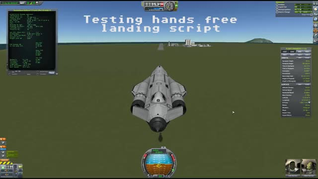 Watch KSP Landing Close Call GIF by Soda's KSP Builds and Crap (@sodapopinski) on Gfycat. Discover more autopilot, close call, kerbal space program, kos, ksp, landing, landing script, nail biter, plane, ssto GIFs on Gfycat