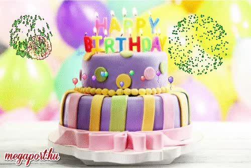 Watch and share Birthday Cake Gif Fireworks | Gif, Cake And Birthday GIFs on Gfycat