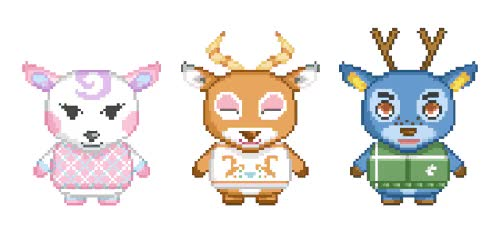 Watch and share Acnl Pixel Art GIFs and Acnl Blogging GIFs on Gfycat