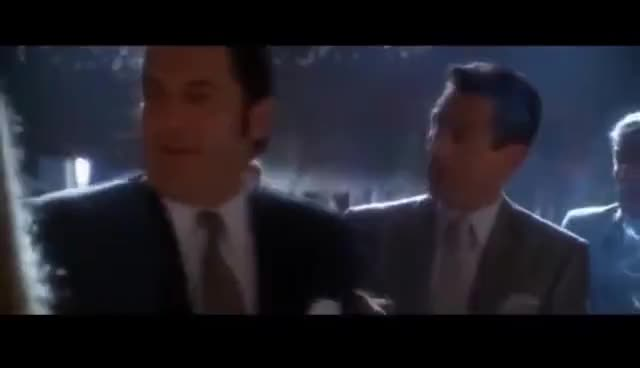 Casino - Joe Pesci alias Nicky Santoro in pen scene GIFs