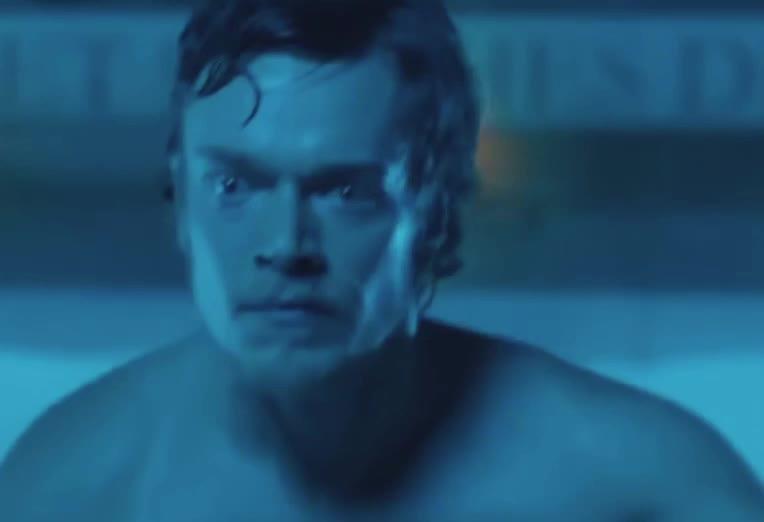 Alfie Allen, John Wick, Keanu Reeves, fear, scared, 怖い, John Wick | Red Circle Club Scene GIFs
