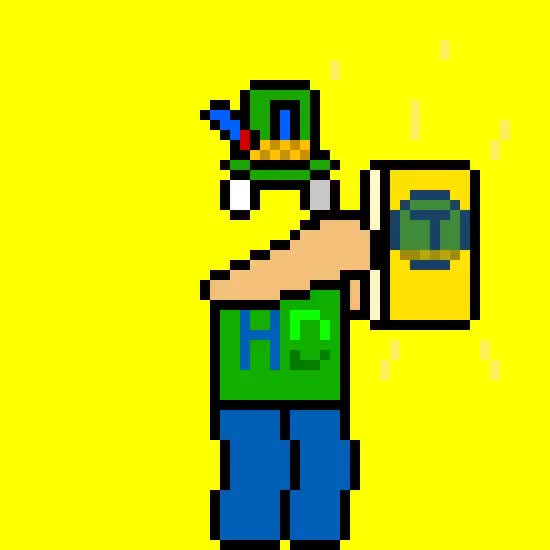 Watch and share The ROBLOX Ultimate Pixel Animation Collection PART 1 GIFs on Gfycat