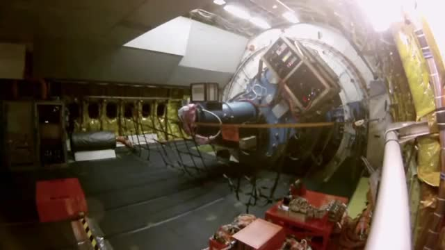 Watch Up all Night with SOFIA, NASA's Flying Observatory: Science on the SPOT GIF by Park  Youngjin (@parkzerojin) on Gfycat. Discover more 747-sp, astronomy, atmosphere GIFs on Gfycat