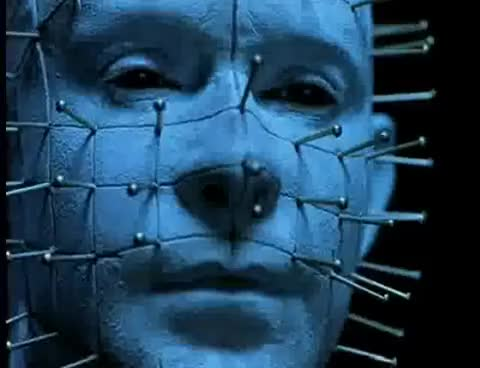 Watch pinhead GIF on Gfycat. Discover more hellraiser clive barker pinhead GIFs on Gfycat