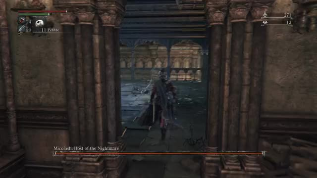 Watch and share Bloodborne GIFs by rehevkor on Gfycat