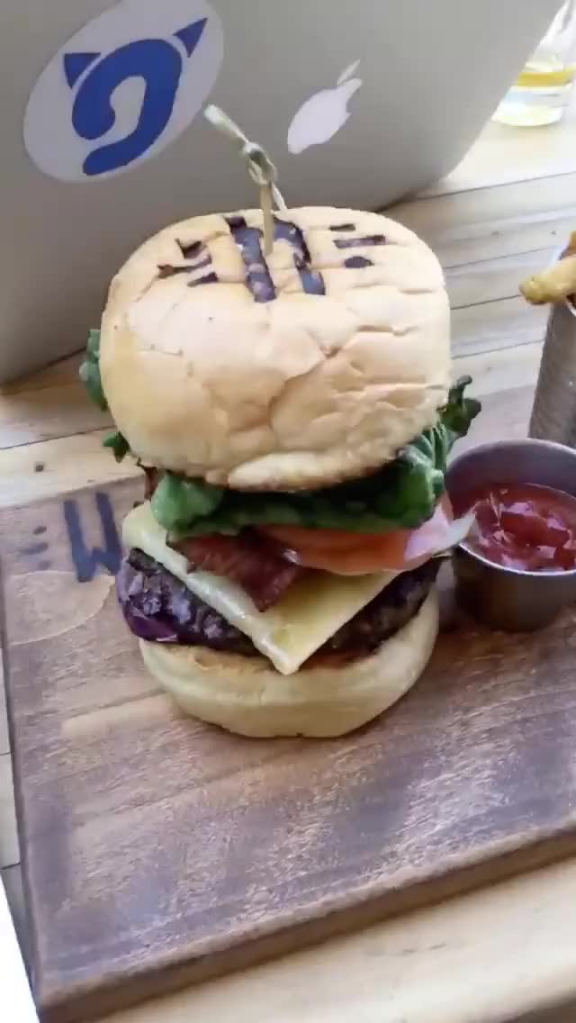 Watch and share Burger GIFs by Danno on Gfycat