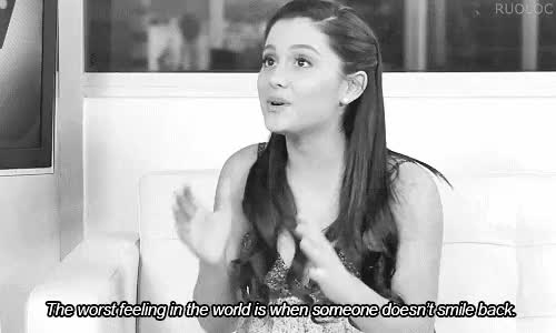 Watch and share Ariana Grande GIFs on Gfycat