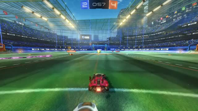 Watch Overhead Bicycle Redirect (RL) GIF on Gfycat. Discover more rocketleague GIFs on Gfycat