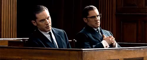 Watch and share The Kray Twins GIFs and Reginald Kray GIFs on Gfycat