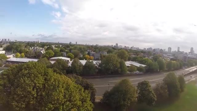 Watch and share A Hawk Taking Down A Drone GIFs by tothetenthpower on Gfycat