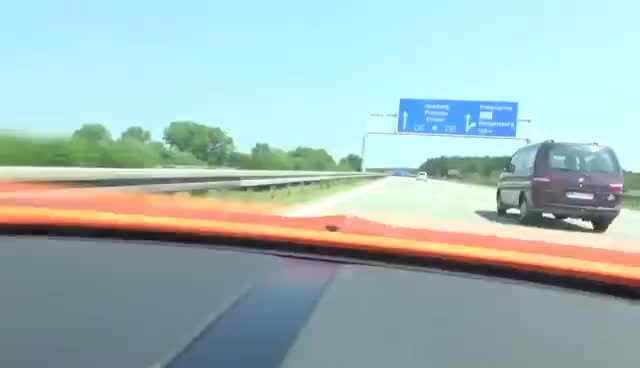 [50p] German Autobahn and Bugatti Veyron Grand Sport Vitesse GIFs