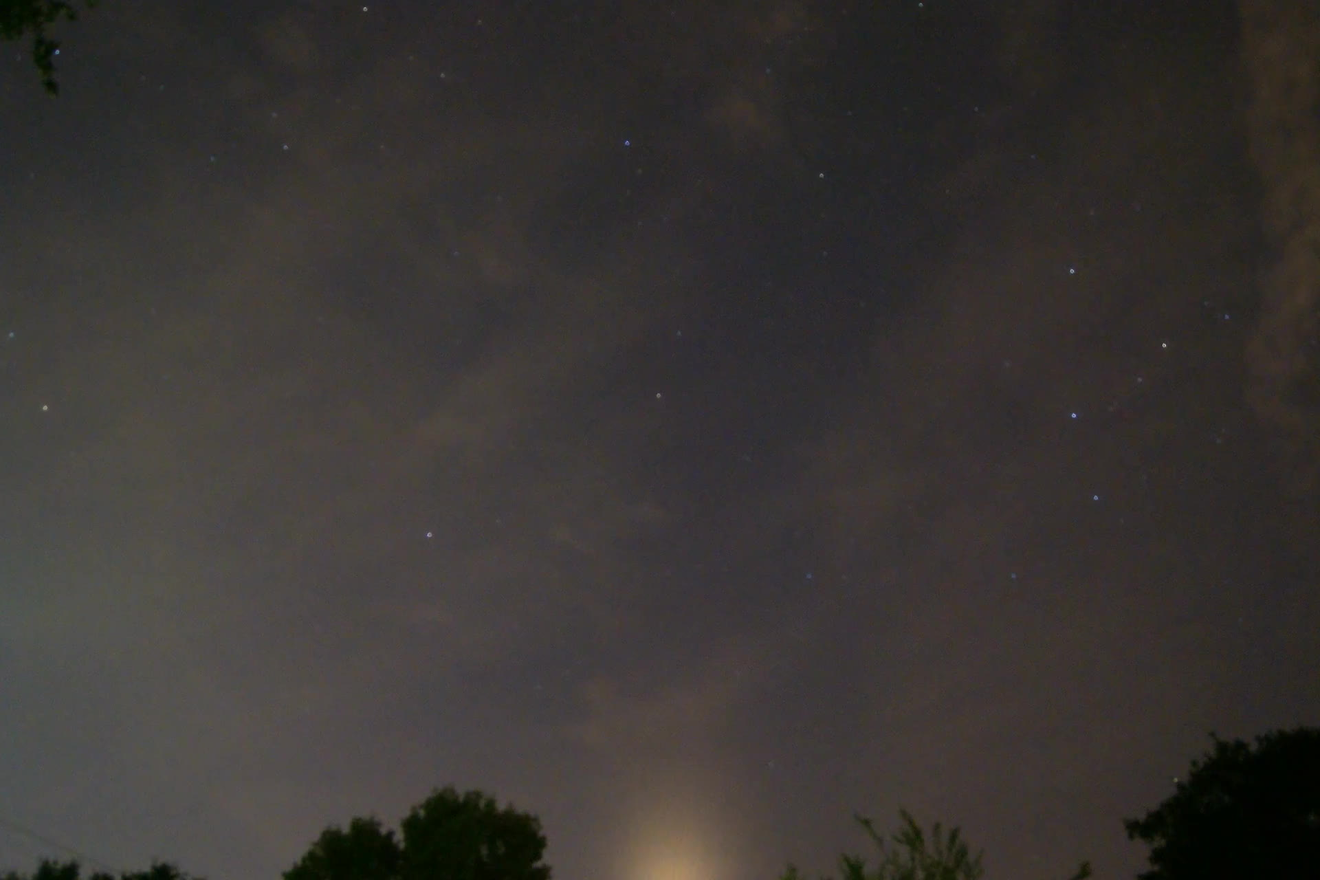 astrophotography, Night Sky Time Lapse 2016-09-29 GIFs