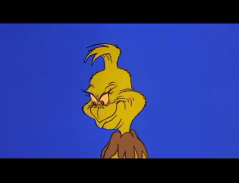 Watch The Grinch (1966 animation) GIF on Gfycat. Discover more related GIFs on Gfycat