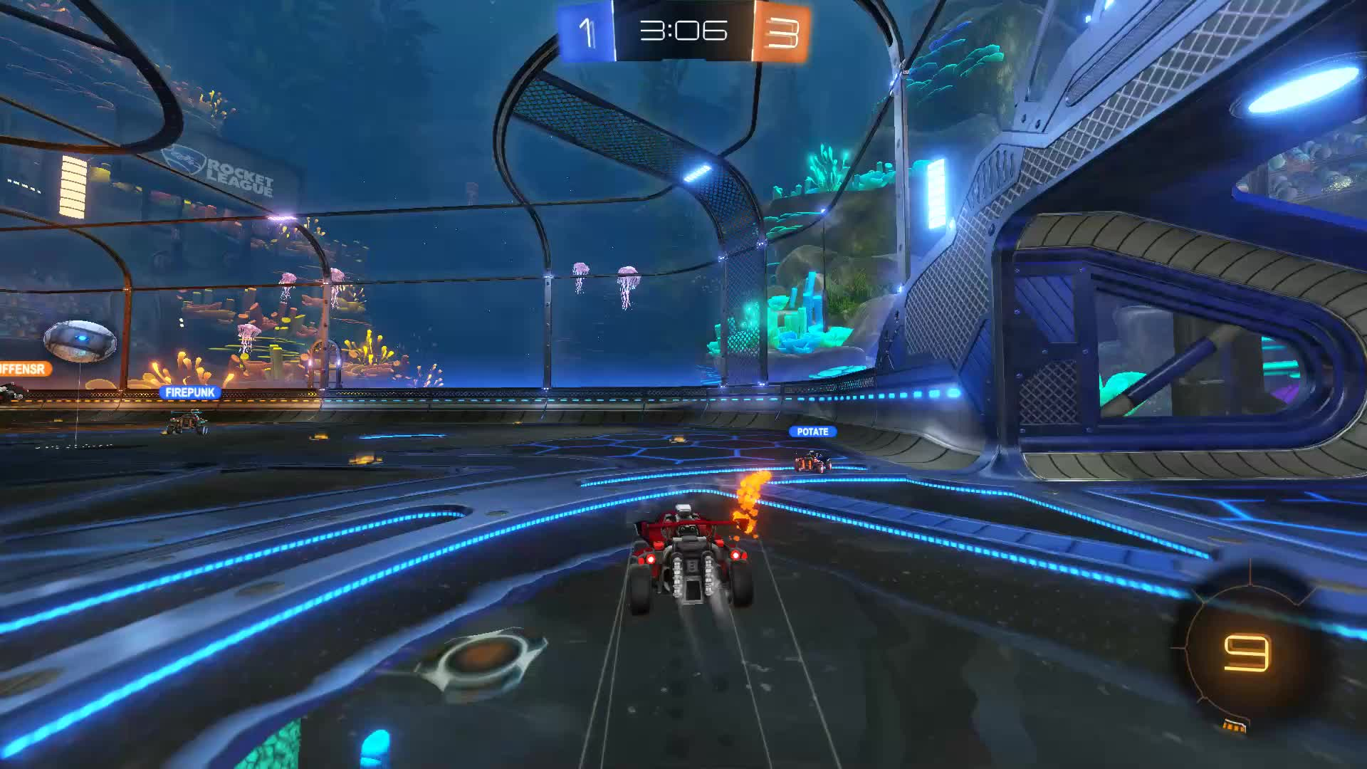Gif Your Game, GifYourGame, Goal, Rocket League, RocketLeague, iLLixer, Goal 5: iLLixer GIFs