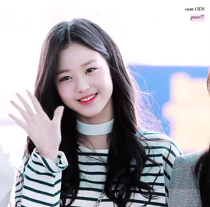 IZ*ONE, IZONE, Jang Wonyoung, Wonyoung, clairement, 아이즈원, 원영, 장원영, 180904 Wonyoung GIFs