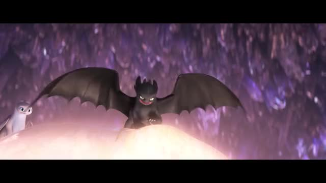 Watch this toothless GIF by Dora (@doradust) on Gfycat. Discover more dreamworks, dreamworks animation, dreamworkstv, family entertainment, how to train your dragon 3, how to train your dragon the hidden world, something new, the hidden world, toothless, youtube kids, 夢工場動畫 GIFs on Gfycat