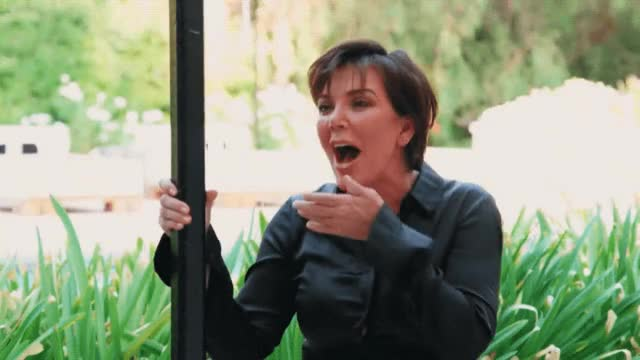 Watch and share Kris Jenner GIFs and Surprise GIFs by Reactions on Gfycat