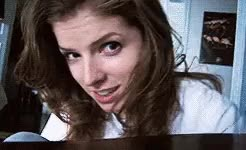 Watch and share Anna Kendrick GIFs by yomikeehey on Gfycat