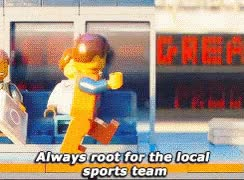 Watch and share Sports GIFs and Lego GIFs on Gfycat