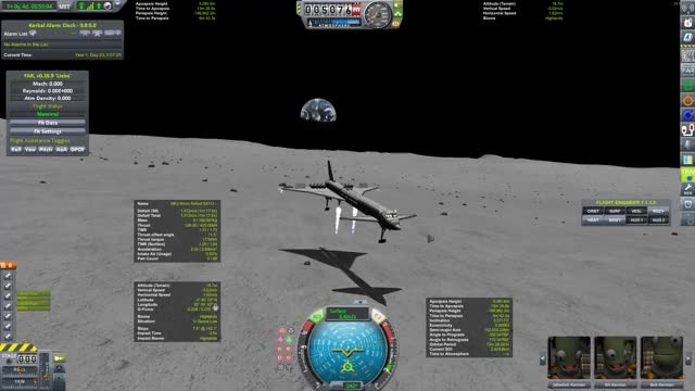 Watch Lunar VTOL Landing GIF by @redlime on Gfycat. Discover more related GIFs on Gfycat