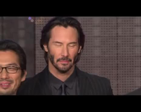 Watch this trending GIF on Gfycat. Discover more celebrity, celebs, keanu reeves GIFs on Gfycat