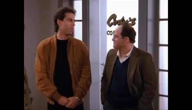 Watch George Costanza's Greatest hits GIF on Gfycat. Discover more related GIFs on Gfycat