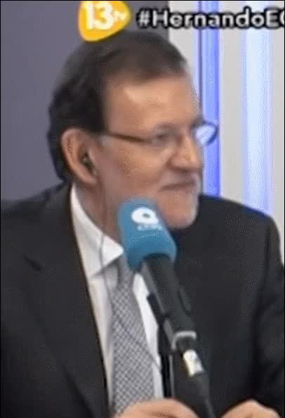 Watch and share Rajoy Asustado GIFs by ripde on Gfycat