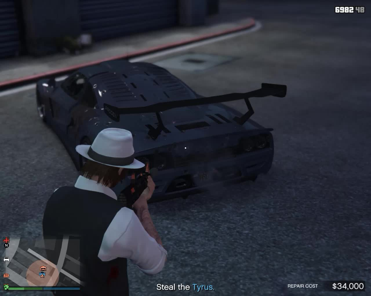 grandtheftautov, Grand Theft Auto V 2019.01.21 - 17.56.11.03.DVR Trim GIFs