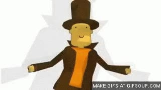 Watch Layton Dance GIF on Gfycat. Discover more related GIFs on Gfycat