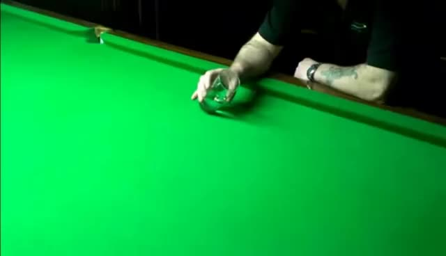 How Does Liquid Glass Shield Protect Fabric - The Snooker Table Test GIFs