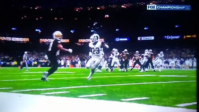 Watch and share Saints GIFs and Rams GIFs on Gfycat