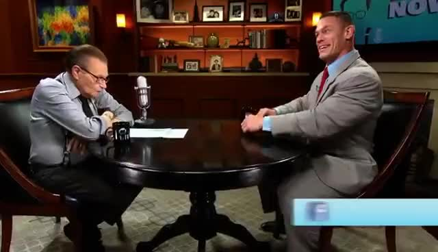 Watch this larry king GIF on Gfycat. Discover more SOOL, larry king, sool GIFs on Gfycat