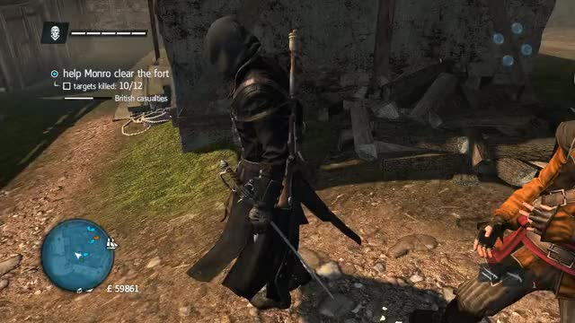 Watch uh...monroe? GIF by Robospike (@robospike) on Gfycat. Discover more Assassin's Creed, Assassin's Creed Rogue GIFs on Gfycat