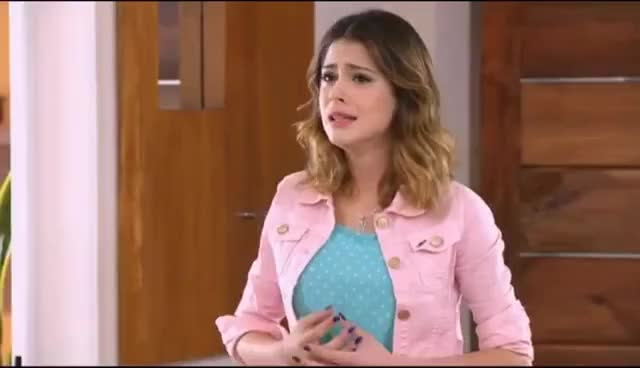 Watch Germán Descubre Que Violetta Intenta Escaparse GIF on Gfycat. Discover more related GIFs on Gfycat