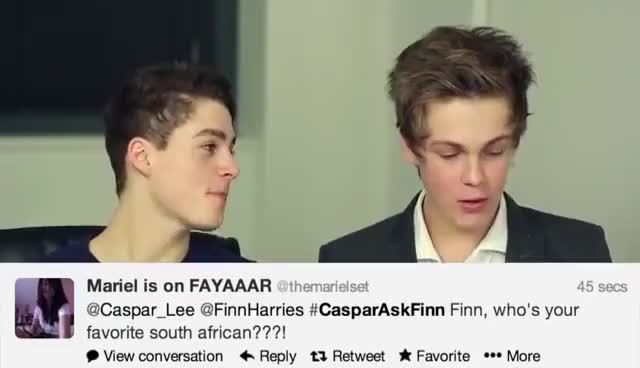 Watch Who's your favourite South African? GIF on Gfycat. Discover more casparlee GIFs on Gfycat