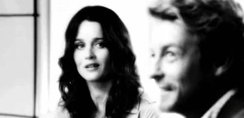 Watch and share Teresa Lisbon GIFs and The Mentalist GIFs on Gfycat